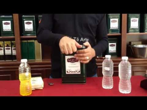 Forma rápida de preparar té o infusión en frío