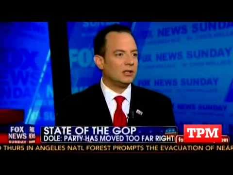 RNC Chair To Dole: The GOP