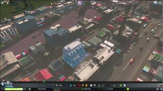 Stabilizing our Economy ; Cities Skylines Let's play#5   Marcel Kary