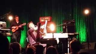 Yann Tiersen playing Amelie Le Moulin live in Carrboro, NC