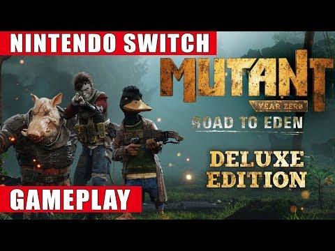 mutant-year-zero:-road-to-eden---deluxe-edition-nintendo-switch-gameplay
