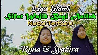 Lagu SIFAT WAJIB BAGI ALLAH - Runa Syakira