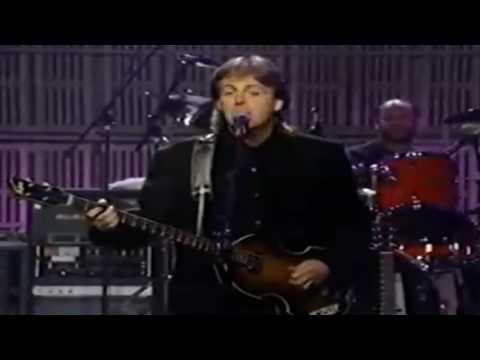 Fixing a hole - Paul McCartney - Up Close (1992) [HD]