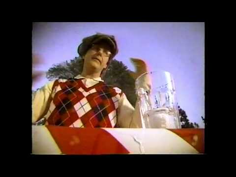 TGIFridays harry anderson 1994 TV Commercial thumbnail