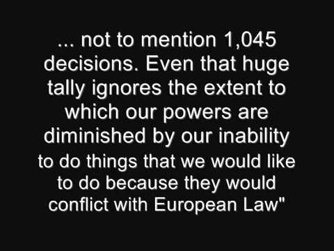 signing the Lisbon Treaty Treason.mp4