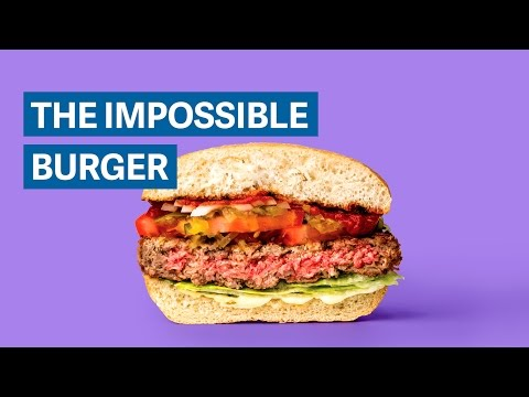 The Science Behind The Impossible Burger