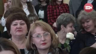 Вечер встречи выпускников в лицее (СШ №1) Слоним, 2017