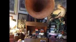 """""""Viens Gentille Dame"""" (La Dame Blanche) chantee par M Gautier de L"""