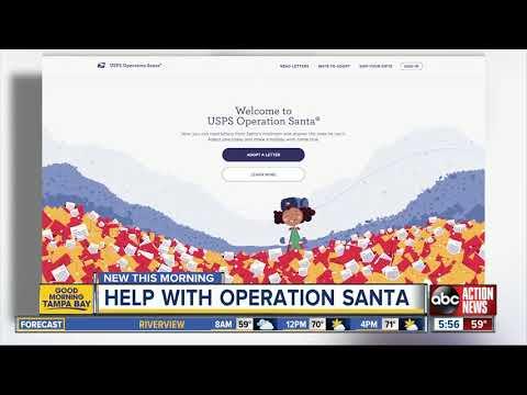 Hilary - Operation Santa is underway!