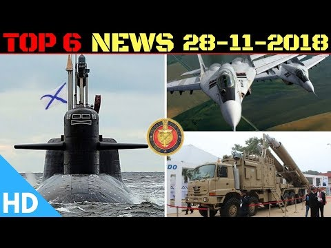 Indian Defence Updates : Russia Offers LADA Submarine Technology,Mig-29K Upgrade,BrahMos Unit