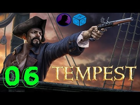 Let's Play Tempest - Co-Op - Ep. 6 - It's The Leviathan!