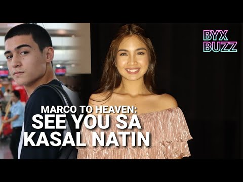 Marco Gallo's last message to Heaven Peralejo: See you sa KASAL NATIN; Heaven kasama sa STARLA