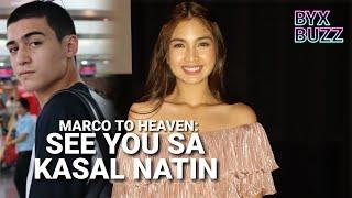 Marco Gallo's last message to Heaven Peralejo: See you sa KASAL NATIN; Heaven kasama sa STARLA