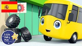 Dibujos Animados | NUEVO DIBUJO! | Buster el Autobús | Las Nuevas Ruedas de Buster