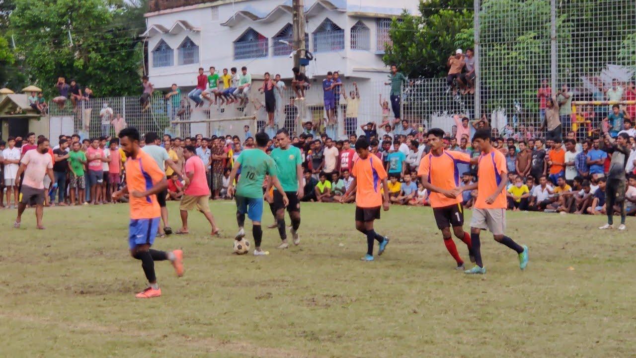 বীরনগর পালিতপাড়া ফুটবল ⚽🔥টুর্নামেন্টের ফাইনাল খেলা 👍PFA FOOTBALL TOURNAMENT