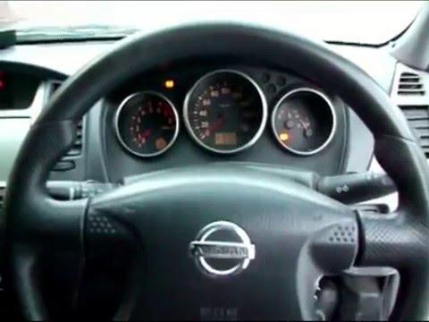 Холодный Тест-драйв. Обзор автомобиля Nissan Wingroad 2002 года