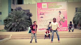 Adiye sakkarakati by yuva dance