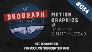 Brograph Podcast - Episode 034
