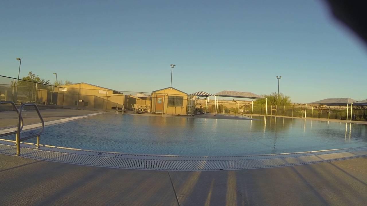 Pima County Swimming Pool 290 W 5th St Ajo Az 85321 23 May 2016 Bud Walker Park Gopr1008