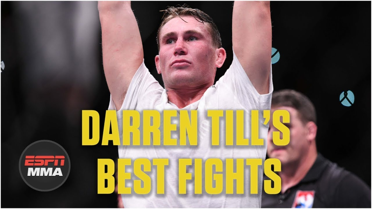 Darren Till's best UFC fights | ESPN MMA