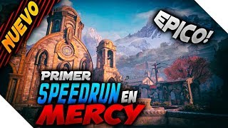 SPEED RUN EN MERCY (PIEDAD) EN 50 MINUTOS O MENOS