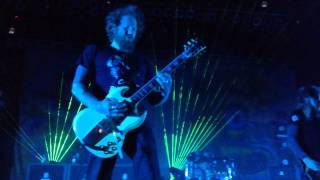 Mastodon Siberian Divide live in Pittsburgh , Stage AE