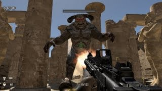 Showcase: Serious Sam 3: BFE - No Enemy Invuln