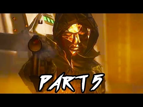 Deus Ex Mankind Divided Gameplay Walkthrough Part 5 - RUZICKA STATION!! - FULL GAME (PS4 1080p)
