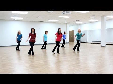 Ocean To Ocean - Line Dance (Dance & Teach In English & 中文)