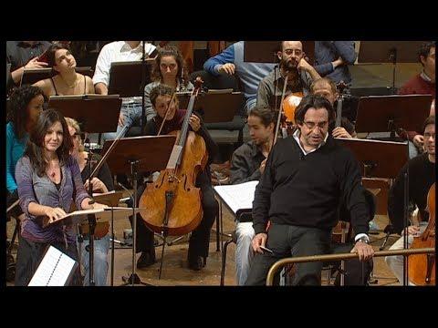 Muti rehearses Donizetti: Don Pasquale - DVD set available on riccardomutimusic.com