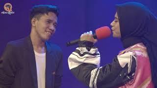 Menyanyikan Lagu Bidadari Cinta Aco Dan Janna Berjanji Saling Setia So Sweet MP3