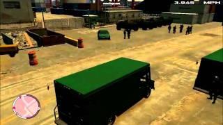 GTA IV Military Base