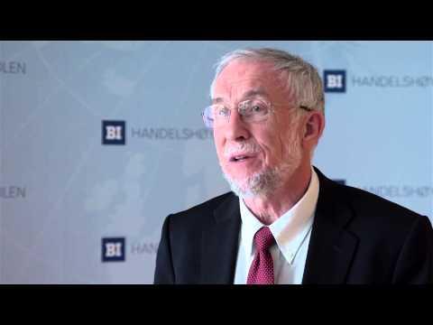 Lars E.O. Svensson - Deputy Governor at Sveriges Riksbank