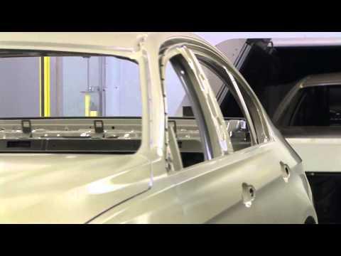 BMW 3 Series Production BMW Munich Plant Full HD 1080i
