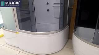 Обзор душевой кабины ODA 8022B