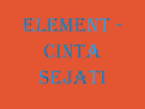 Element Cinta Sejati