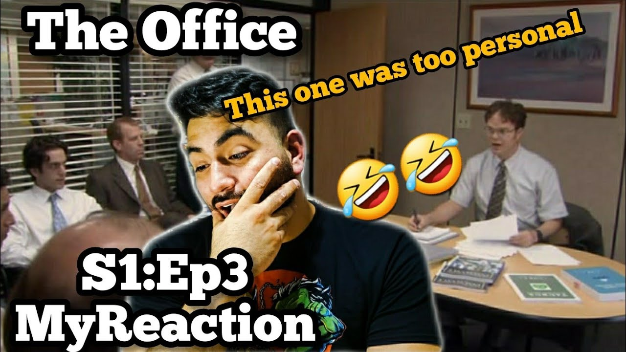 Download The Office REACTION Season 1 Episode 3