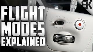 DJI Flight Modes Explained (Standard, Sport, & ATTI Modes)