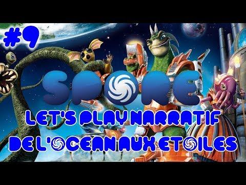 LP Narratif Spore Saison 2 - De l'Ocean aux Etoiles #9 thumbnail