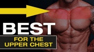 How to get a BIGGER UPPER CHEST - The