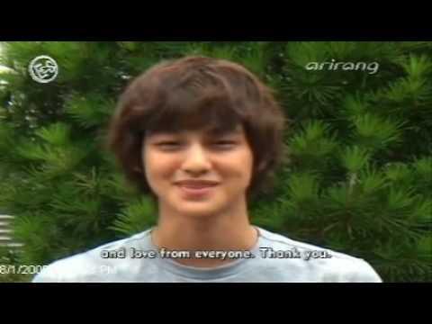 Arirang Showbiz Extra 1000th Episode Interview with Kim Bum