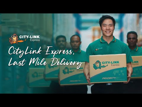 CityLink Express Last Mile Delivery