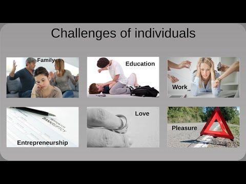 Challenges of Individuals