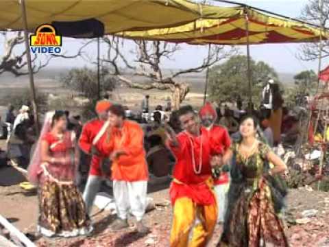बुन्देली देवी गीत // Tarse Hamare Nain // By Deshraj Narwariya,Geeta Devi