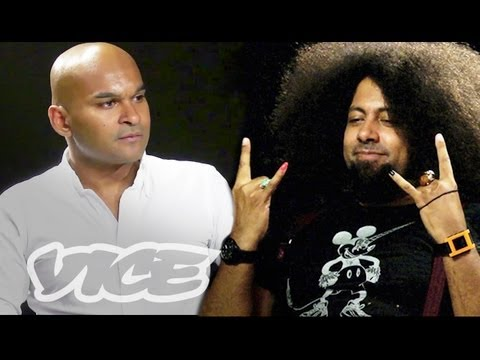 Reggie Watts Wants to Make You Uncomfortable: VICE Podcast 013