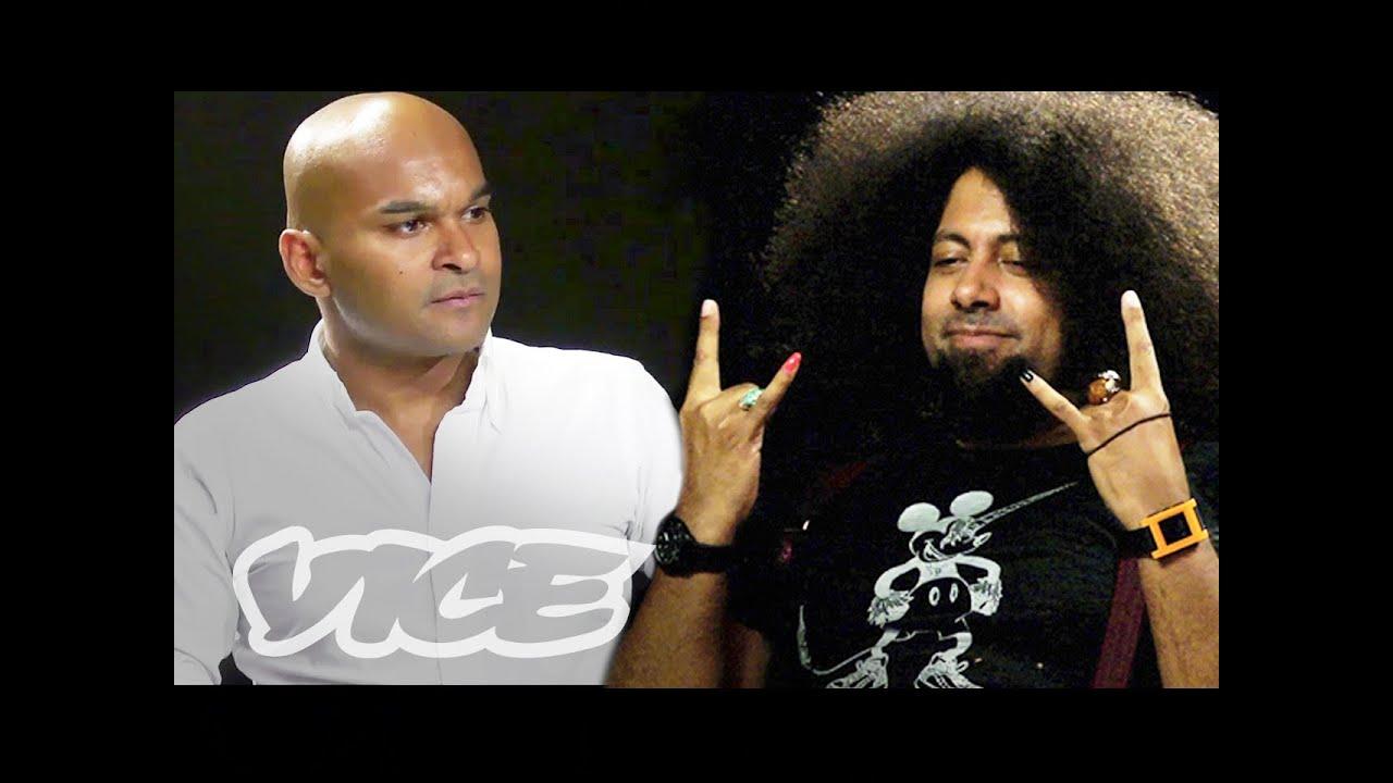 Reggie Watts Wants to Make You Uncomfortable: VICE Podcast 013