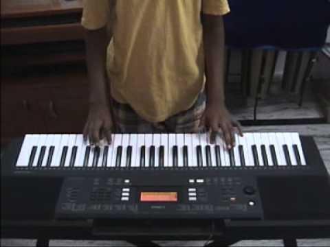 KUMBALA MANISH PLAYING JEENA YAHAN MARNA YAHAN SONG FROM MERA NAAM JOKER