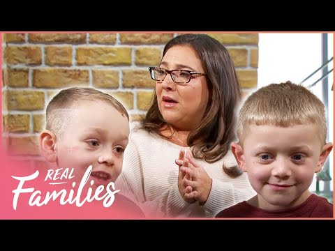 Jo Revisits The Families She Has Helped | Jo Frost: Family Matters | Real Families