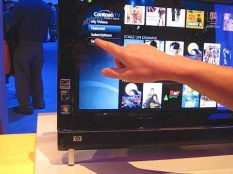 Mediaroom 2 in Windows Media Center