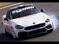 1° Rally Circuit Franciacorta 2017 Fiat 124 Abarth R-GT ??